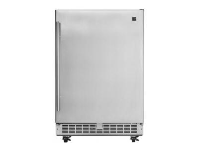 Silhouette 5.5 cu. ft Compact Refrigerator - DAR055D1BSSPRO