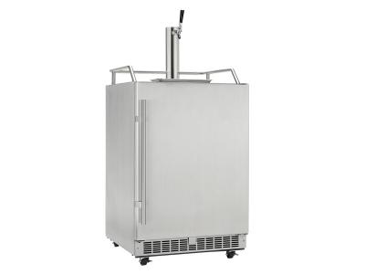 Silhouette Built-in, Outdoor, Full Size Keg Cooler - DKC055D1SSPRO
