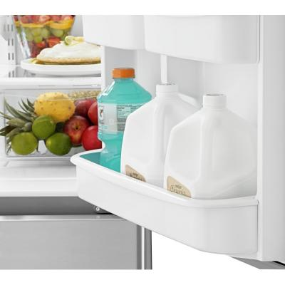 "30"" Amana  Wide Bottom-Freezer Refrigerator with Garden Fresh Crisper Bins -- 18 cu. ft. Capacity - ABB1921BRM"