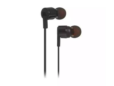JBL Tune 210 In-Ear Headphones - JBLT210BLKAM