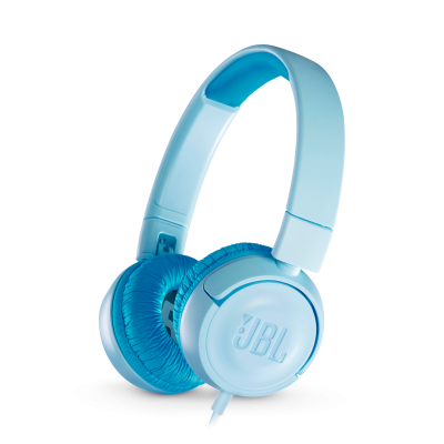 JBL JR300 Kids On-Ear Headphones - JBLJR300BLUAM