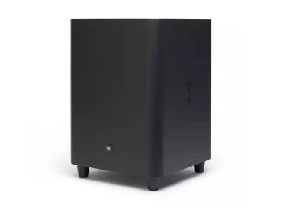 JBL SW10 Powered Wireless Subwoofer for Link Bar - JBLSW10BLKAM