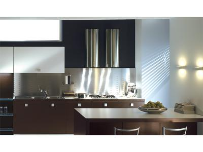 "15"" Faber  Cylindra Wall-Mount Range Hood  - CYLN15SS"