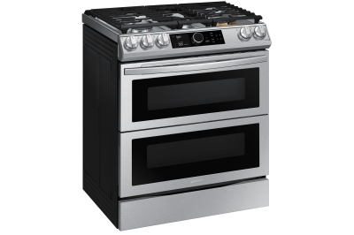 "30"" Samsung 6.3 Cu. Ft. Dual Fuel Range With True Convection And Air Fry - NY63T8751SS"