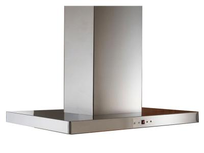 "36"" Faber Stilo Isola Collection Island Chimney Hood - STILIS36SS"