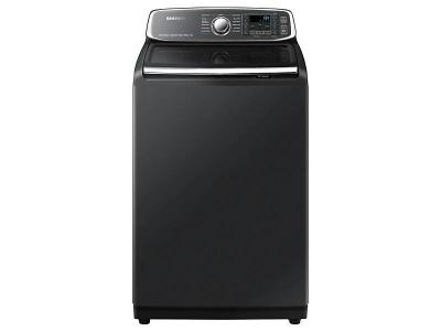 "27"" Samsung 6.0 Cu.Ft. High Efficient Top Load Washer With Super Speed - WA52T7650AV"