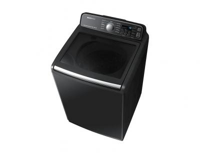 "27"" Samsung 5.8 Cu.Ft. High Efficient Top Load Washer With Smartcare - WA50T7455AV"