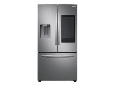 "36"" Samsung 26.5 Cu. Ft. French Door Refrigerator - RF27T5501SR"