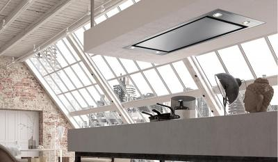 """48"""" Faber Stratus Ceiling Mount Convertible Hood - STRTIS48SSNB"""