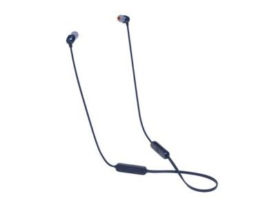 JBL TUNE 115BT Wireless In-Ear Headphones In Blue - JBLT115BTBLUAM