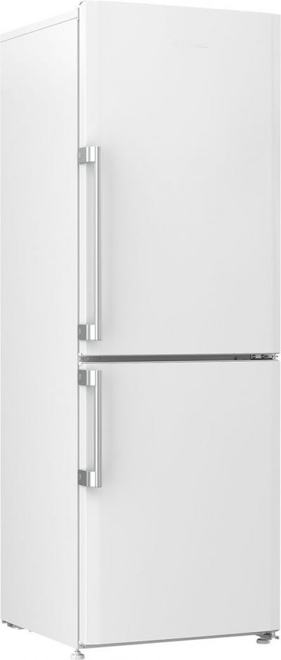 "24"" Blomberg Counter Depth Bottom-Freezer Refrigerator - BRFB1044WH"