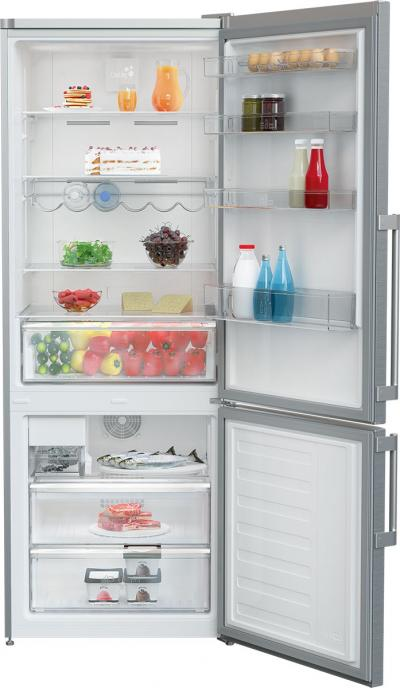 "28"" Blomberg Counter Depth Bottom-Freezer Refrigerator - BRFB1522SS"