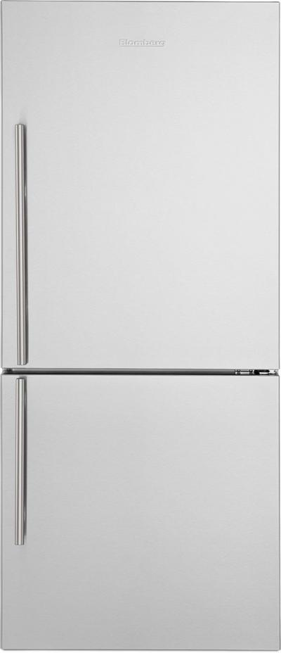 "32"" Blomberg Bottom-Freezer Refrigerator - BRFB1812SSN"