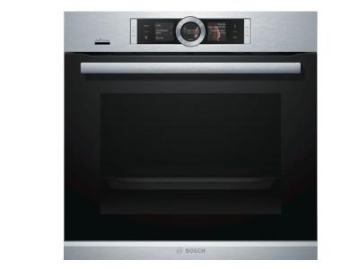 "23"" Bosch 500 Series Single Wall Oven with Home Connect-HBE5452UC"