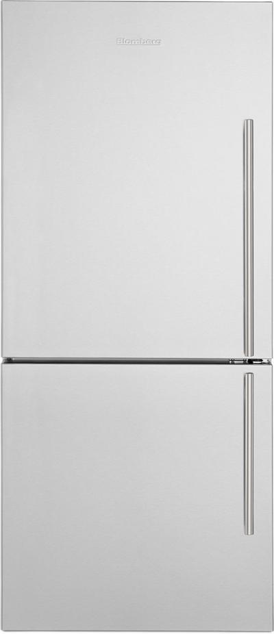 "30"" Blomberg Bottom-Freezer Refrigerator - BRFB1812SSLN"