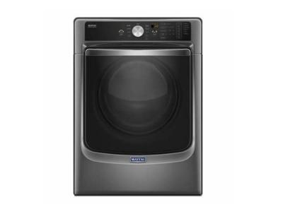 Maytag Large Capacity Front-Load Dryer With Steam and PowerDry System - YMED8200FC
