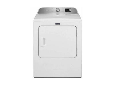 "29"" Maytag Top Load Gas Dryer with Advanced Moisture Sensing - 7.0 cu. ft. - MGD6200KW"