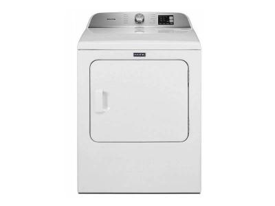"29"" Maytag Electric Dryer with 7.0 cu. ft. Capacity in White - YMED6200KW"