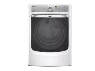 "27"" Maytag 7.4 cu. ft. Maxima XL Electric Dryer - MED7000AW"