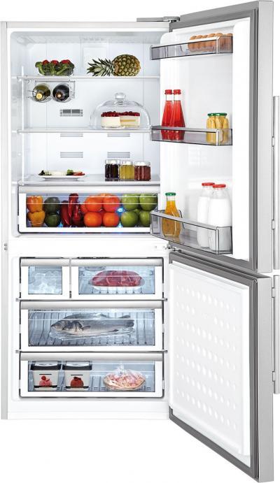 "30"" Blomberg Bottom-Freezer Refrigerator BRFB1822SSN"