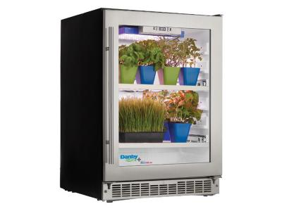 Danby Fresh 5.8 cu. ft.  Home Herb Grower - DFG58D1BSS