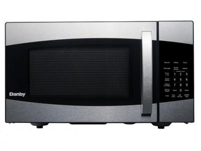 "19"" Danby 0.9 cu. ft. Microwave - DMW09A2BSSDB"