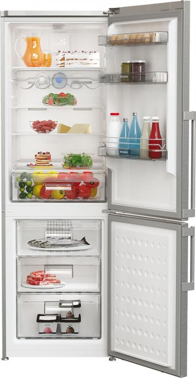 "24"" Blomberg  Counter Depth Bottom-Freezer Refrigerator  - BRFB1312SS"
