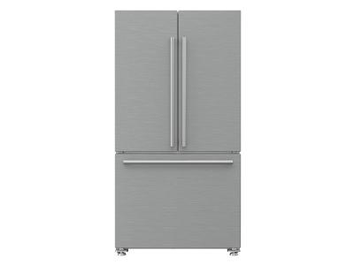 "36"" Blomberg  Counter Depth French Door Refrigerator - BRFD2230SS"