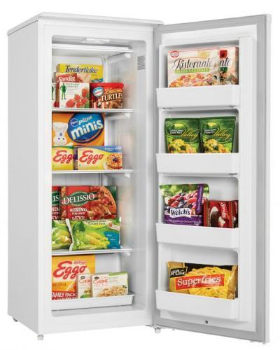 Danby Designer 8.5 cu. ft.  Upright Freezer - DUFM085A4WDD