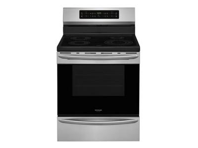 "30"" Frigidaire Gallery Freestanding Induction Range - CGIF3036TF"