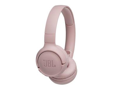 JBL TUNE 500BT Wireless On-Ear Headphones In Pink - JBLT500BTPIKAM