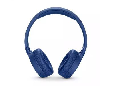 JBL Tune 600BTNC Wireless, On-Ear, active Noise-Cancelling Headphones - JBLT600BTNCBLUAM