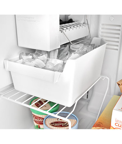 "28"" Amana 4 cu. ft. Top-Freezer Refrigerator - ART104TFDW"