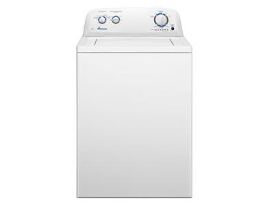 Amana 4.4 cu. ft. Top-Load Washer with Dual Action Agitator - NTW4519JW