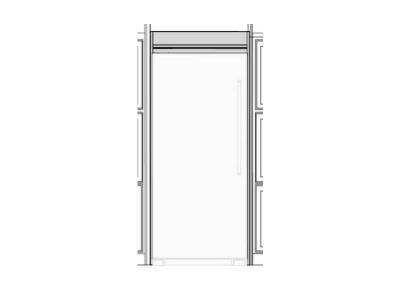 Frigidaire Professional Flat Trim Kit for Refrigerator or Freezer - TRMKTEZ1FL79