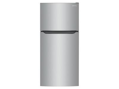 "30"" Frigidaire 18.3 Cu. Ft. Top Freezer Refrigerator - FFHT1835VS"