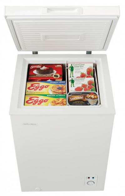 Danby Diplomat 3.5 cu.ft. Chest Freezer - DCFM036C1WM