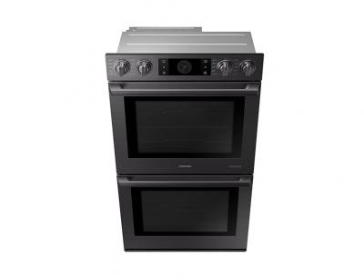 "30"" Samsung Chef Collection Wall Oven with Flex Duo™- NV51M9770DM"
