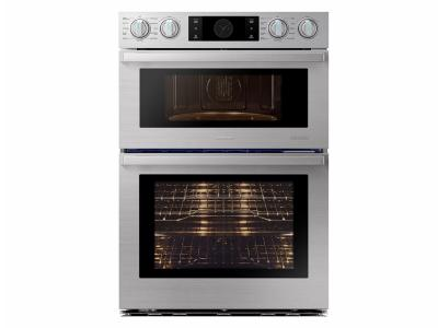 "30"" Samsung Chef Collection Microwave Combination Oven with Flex Duo™- NQ70M9770DS"