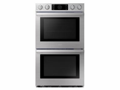 "30"" Samsung Chef Collection Wall Oven with Flex Duo™- NV51M9770DS"