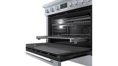 "36"" Bosch 800 Series Gas Freestanding Range With 6 Burners In Stainless Steel - HGS8655UC"