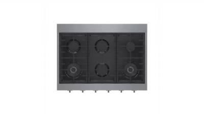 "36"" Bosch Gas Rangetop With 6 Burners - RGM8658UC"