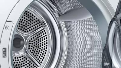 "24"" Bosch  800 Series Electric Dryer - WTG865H3UC"