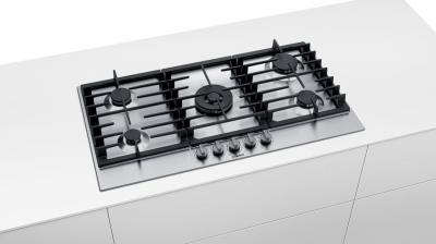 "36"" Bosch 800 Series Gas Cooktop - NGM8657UC"