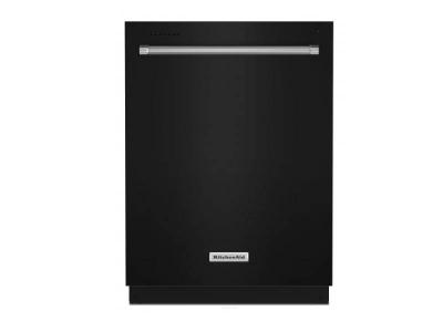"24"" KitchenAid Built-In Undercounter Dishwasher in Black - KDTE204KBL"