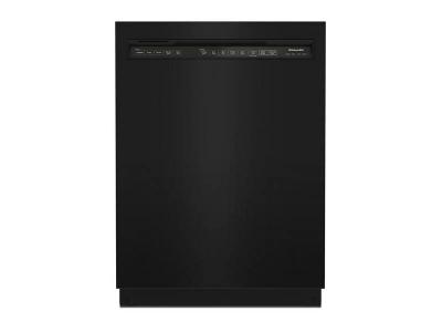 "24"" KitchenAid Built-In Undercounter Dishwasher in Black - KDFE204KBL"