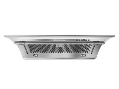 "36"" KitchenAid Stainless Steel Under Cabinet Range Hood - KXU2836JSS"