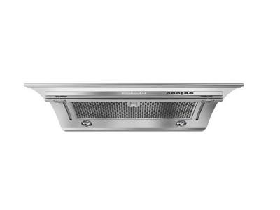 "30"" KitchenAid Stainless Steel Under Cabinet Range Hood - KXU2830JSS"