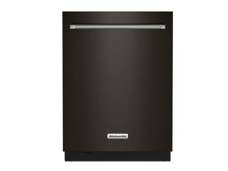 Kitchenaid Kdtm604kbs 24 44 Dba Dishwasher In Printshield Finish Wi