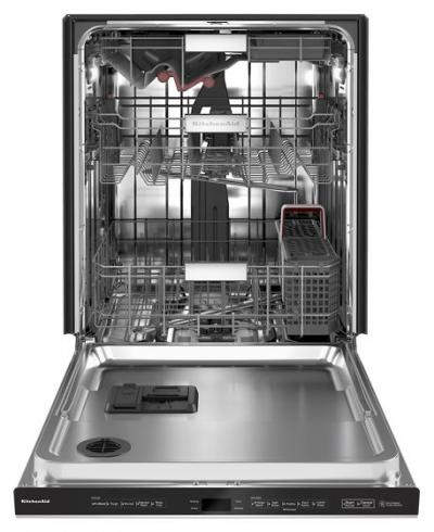 "24"" KitchenAid 44 dBA Dishwasher with FreeFlex Third Rack - KDPM704KPS"